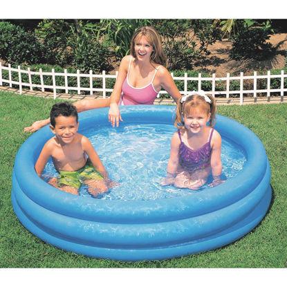 Picture of Intex 58 In. Blue Vinyl Pool