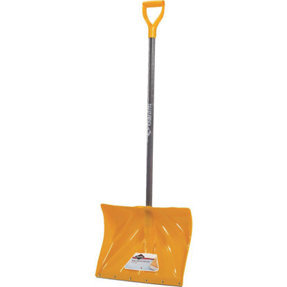Picture of Garant Alpine 18 In. Poly Snow Shovel with 42.25 In. Wood Handle