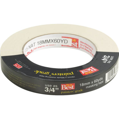 Picture of Do it Best 0.70 In. x 60 Yd. Painters Grade Masking Tape