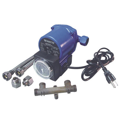 Picture of Watts Blue Hot Water Pump Recirculating System
