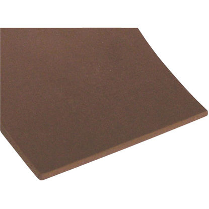 Picture of Abbott Rubber 1/8 In. x 18 Ft. Bulk Red Gasket Material