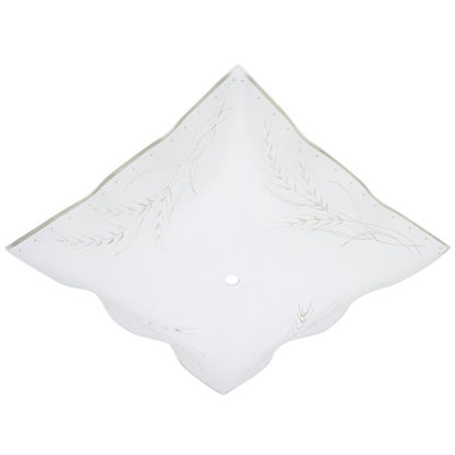 Picture of Westinghouse 12 In. White Square Wheat Design Ceiling Diffuser