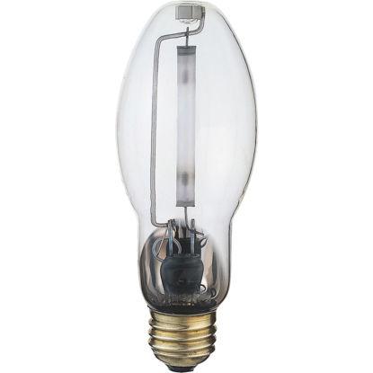 Picture of Satco 35W Clear ED17 Medium High-Pressure Sodium High-Intensity Light Bulb