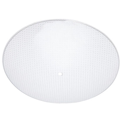 Picture of Westinghouse 13 In. Satin White Round Dot Pattern Ceiling Diffuser