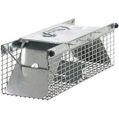Picture of Havahart Galvanized Steel 18 In. 2-Door Large Animal Trap