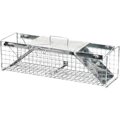 Picture of Havahart Galvanized Steel 24 In. 2-Door Medium Animal Trap