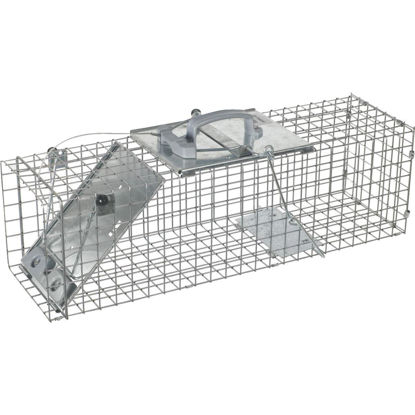 Picture of Havahart Easy Set Galvanized Steel 24 In. Live Rabbit Trap