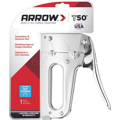 Picture of Arrow T50 Heavy-Duty Staple Gun