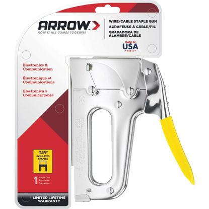 Picture of Arrow T59 Insulated Wire and Cable Staple Gun