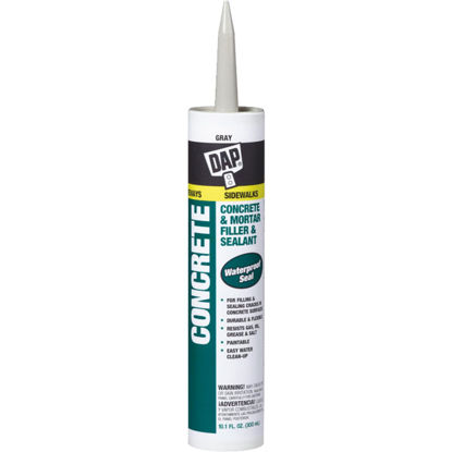 Picture of Dap Concrete Sealant 10.5 Oz Gray Concrete Sealant