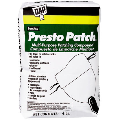 Picture of DAP Presto Patch 4 Lb. White Patching Compound