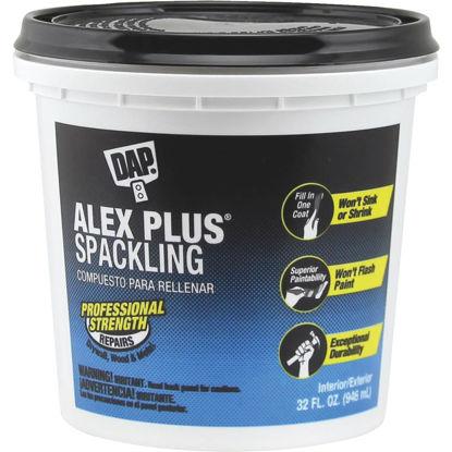 Picture of DAP ALEX PLUS 32 Oz. Professional Latex Spackling
