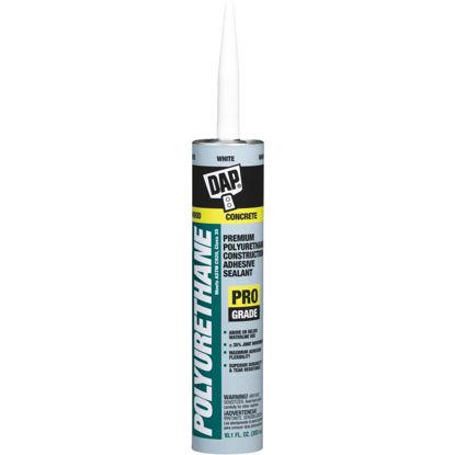Picture of DAP 10.1 Oz. Premium Polyurethane Construction Adhesive Sealant, White
