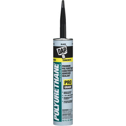 Picture of DAP 10.1 Oz. Premium Polyurethane Construction Adhesive Sealant, Black