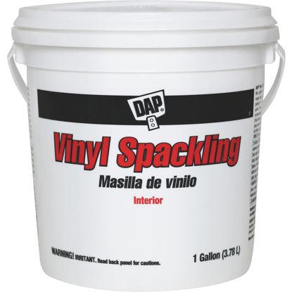 Picture of DAP 1 Gal. Heavy-Duty Vinyl Interior Vinyl Spackling Compound