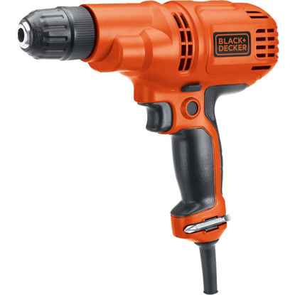 Picture of Black & Decker 3/8 In. 5.2-Amp Keyless Electric Drill/Driver