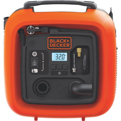 Picture of Black & Decker Air Station 12-Volt 160 psi Portable Electric Inflator