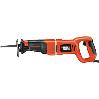 Picture of Black & Decker 8.5-Amp Reciprocating Saw Kit