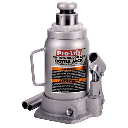 Picture of Pro-Lift 20-Ton Hydraulic Bottle Jack