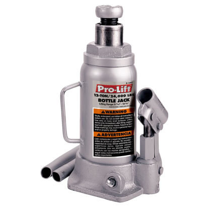 Picture of Pro-Lift 12-Ton Hydraulic Bottle Jack
