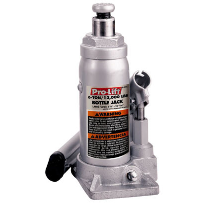 Picture of Pro-Lift 6-Ton Hydraulic Bottle Jack