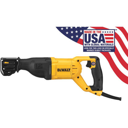 Picture of DeWalt 12-Amp Reciprocating Saw