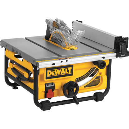 Picture of DeWalt 15A 10 In. Compact Job Site Table Saw with Site-Pro Modular Guarding System
