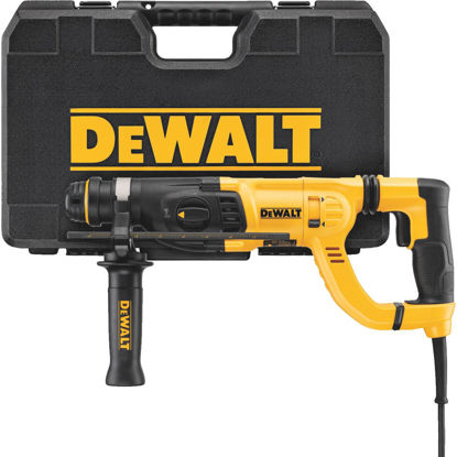 Picture of DeWalt 1 In. SDS-Plus Keyless 8.0-Amp Electric Rotary Hammer Drill