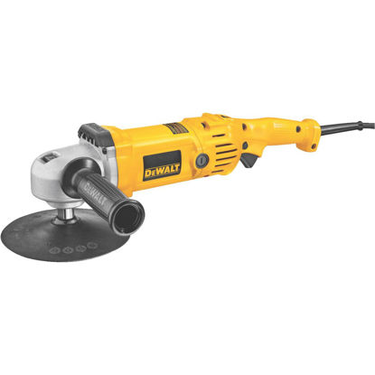 Picture of DeWalt 12-Amp 7 In./9 In. 3500 rpm Angle Polisher Sander