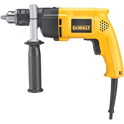 Picture of DeWalt 1/2 In. Keyed 8.5-Amp VSR Single-Speed Electric Hammer Drill