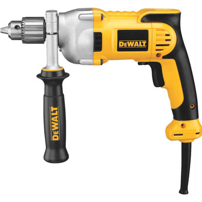 Picture of DeWalt 1/2 In. 10-Amp Keyed Electric Drill with Pistol Grip