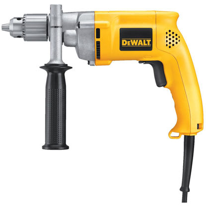 Picture of DeWalt 1/2 In. 8.5-Amp Keyed Electric Drill