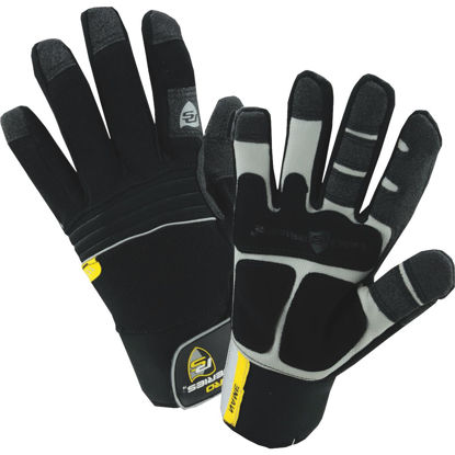 Picture of West Chester Men's Large Synthetic Leather Winter Work Glove