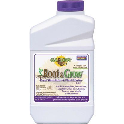 Picture of Bonide 1 Qt. 4-10-3 Concentrate Liquid Plant Food