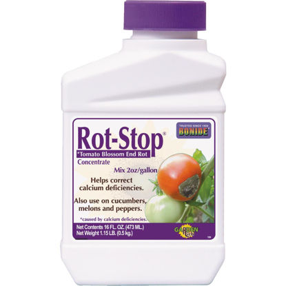 Picture of Bonide Rot Stop 1 Pt. Liquid Concentrate Blossom End Rot Preventer