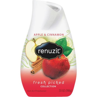 Picture of Renuzit 7.5 Oz. Apple Cinnamon Solid Air Freshener