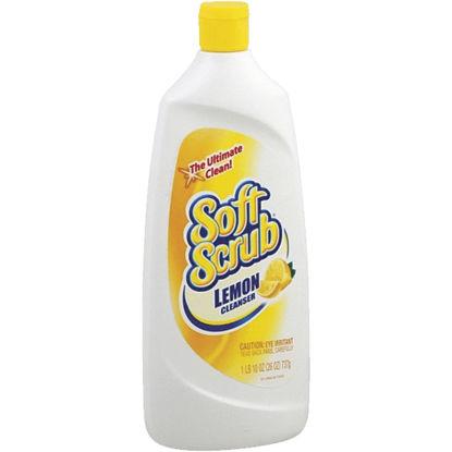 Picture of Soft Scrub 24 Oz. Lemon Cleanser