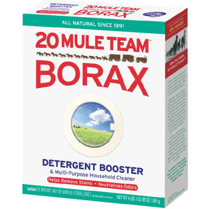 Picture of 20 Mule-Team 65 Oz. Borax Laundry Booster
