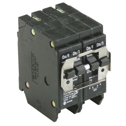 Picture of Eaton BQ 30A/40A Quad-Pole Standard Trip Quadplex Circuit Breaker