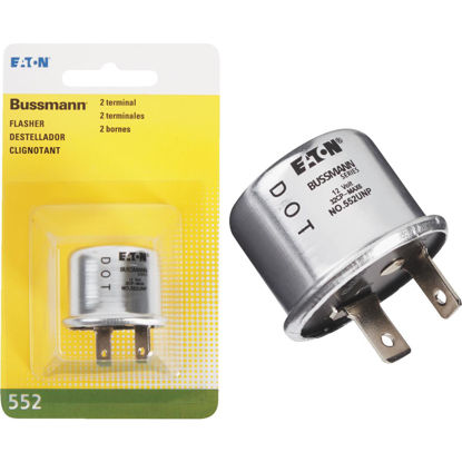 Picture of Bussmann 2-Terminal 12 V. Flasher