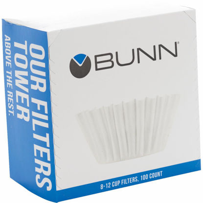 Picture of Bunn Paper Coffee Filter (100-Pack)