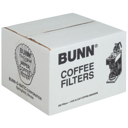 Picture of Bunn 12 Cup Commercial Coffee Filter (250-Pack)