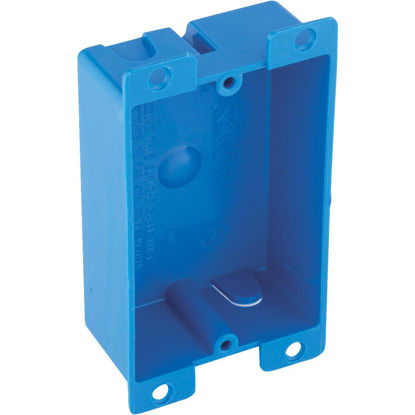 Picture of Carlon 1-Gang PVC Molded Old Work Switch Box