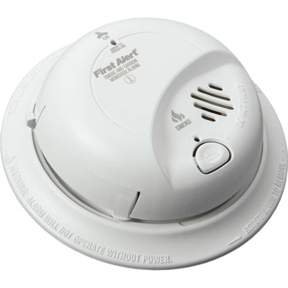 Picture of First Alert Hardwired 120V Ionization Carbon Monoxide and Smoke Alarm