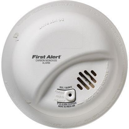 Picture of First Alert Hardwired 120V Electrochemical Carbon Monoxide Alarm