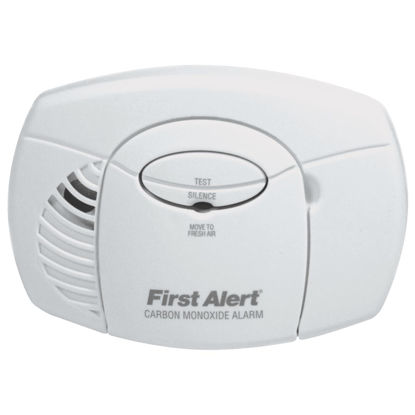 Picture of First Alert Battery Operated 9V Electrochemical Carbon Monoxide Alarm