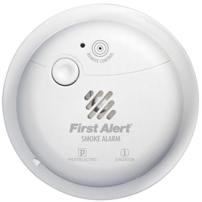 Picture of First Alert Battery Operated 3V Photoelectric/Ionization Dual-Sensor Smoke & Fire Alarm