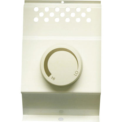 Picture of Cadet White Single Cadet BFT1 Electric Baseboard Heater Thermostat