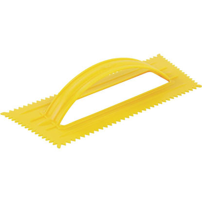 Picture of QLT 1/4 In. Disposable V-Notched Trowel