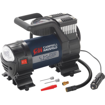 Picture of Campbell Hausfeld 12-Volt 150 psi Electric Inflator with Light